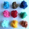 Polyester dyed Fiber from 1.2D to 20D