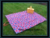 Polyester fleece blanket