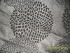 Polyester flocking fabric/Fashion fabric