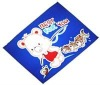 Polyster  Blue Pig Carpet BA4003