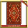 Prayer Mat/Carpet/Rug with islamic/muslim design CBT-101