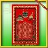 Prayer Mat/Rug/carpet for islamic/muslim design CBT-108