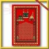 Prayer Mat/Rug/carpet for islamic/muslim design CBT-109
