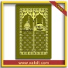 Prayer Mat/Rug/carpet for islamic/muslim design CBT-176