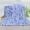 Print Cotton Blanket Throw -150*220cm