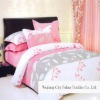 Printed Microfiber for Bedsheet and Comforter