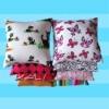 Printed home textile cushion