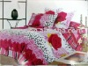 Printing  5pcs bedding sheet