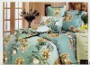 Professional Manufacturer 100% Bedding set(pillowcase, 100% polyester bed sheets, fitted sheet,)stock!XY-P112