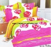 Professional Manufacturer 100% Cotton 4pcs Bedding set(pillowcase, microfiber bed sheets, fitted sheet,)stock!! XY-P054