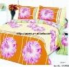 Professional Manufacturer 100% Cotton 4pcs bed set stock XY-P062