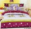 Professional Manufacturer 100% Cotton 4pcs bedding set XY-P038