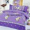 Professional Manufacturer 100% Cotton 4pcs bedding set XY-P050