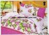 Professional Manufacturer 100% Cotton 4pcs bedding set XY-P076