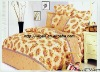 Professional Manufacturer 100% Cotton 4pcs bedding set XY-P077