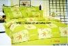 Professional Manufacturer 100% Cotton 4pcs bedding set stock XY-P019