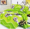 Professional Manufacturer 100% Cotton 4pcs bedding set stock XY-P036