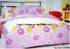 Professional Manufacturer 100% Cotton 4pcs bedding sets home textile XY-P023