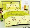 Professional Manufacturer 100% Cotton 4pcs bedding sets home textile XY-P040