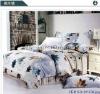 Professional Manufacturer 100% Cotton 4pcs reactive printed bedding set XY-C05