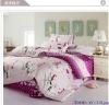 Professional Manufacturer 100% Cotton 4pcs reactive printed home bedding set XY-C039