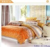 Professional Manufacturer 100% Cotton 4pcs reactive printed home bedding set XY-C049