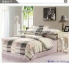 Professional Manufacturer 100% Cotton 4pcs reactive printed home bedding set XY-C050
