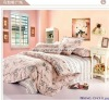 Professional Manufacturer 100% Cotton 4pcs reactive printed home bedding set XY-C053