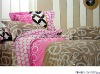 Professional Manufacturer 100% Cotton 4pcs reactive printed home bedding set XY-C067