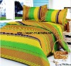 Professional Manufacturer 100% polyester 4pcs home bed set XY-P049