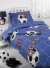 Professional Manufacturer 100% polyester 4pcs home bedding set XY-P007