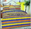 Professional Manufacturer 100% polyester 4pcs home bedding set XY-P025