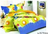 Professional Manufacturer 100% polyester 4pcs home bedding set XY-P048