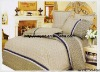 Professional Manufacturer 100% polyester 4pcs home bedding set XY-P081