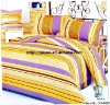 Professional Manufacturer 100% polyester 4pcs home printed bedding setXY-P061