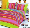 Professional Manufacturer 100% polyester 4pcs printed bedding set stock XY-P064