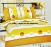 Professional Manufacturer 100% polyester 6pcs embroidered bedding set XY-P041