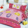 Professional Manufacturer 100% polyester 6pcs home bedding set