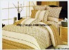 Professional Manufacturer 100% polyester 8pcs Embroidered bedding set XY-P103
