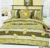 Professional Manufacturer 4pcs100% Cotton bedding set stock XY-P035