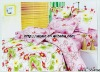 Professional Manufacturer 6pcs 100% Cotton Bedding set(pillowcase, flat sheet, fitted sheet,)stock!! XY-P100