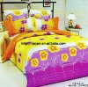 Professional Manufacturer 6pcs 100% Cotton bed set stock XY-P032