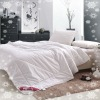 Pure New Winter 100%Cotton Australian Wool Double Twill Quilted Comforter