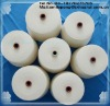 RAW WHITE SPUN POLYESTER THREAD SEWING THREAD PAPER CONE