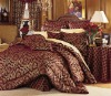 RSNT-209  7Pcs Jacquard Polyester Adult Fashion Bedspread