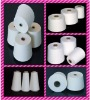Raw White Close Virgin Spun Polyester Yarn 40s/1