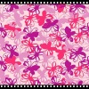 Rayon Spandex Single Jersey Fabric Printed