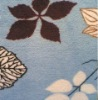 Rayon cotton blanket
