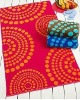 Reactive Printing Beach towel 58223