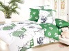 Reactive Printing Bedding sets